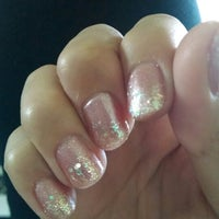 Photo taken at Unique Nails by Misty M. on 4/25/2014
