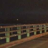 Photo taken at Burlington–Bristol Bridge by Beth D. on 1/1/2013