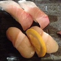 Photo taken at Ahi Sushi by Mike W. on 4/11/2014