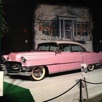 Photo taken at Elvis Presley Automobile Museum by Julie F. on 4/7/2013