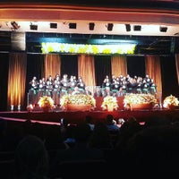 Photo taken at Teatro Dom Bosco by Henrique A. on 1/14/2016