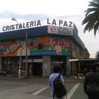 Photo taken at Cristalerías La Paz by Whilermina P. on 10/27/2012