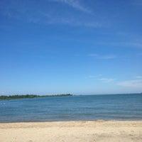 Photo taken at Presque Isle Beach 11 by megan s. on 8/15/2015