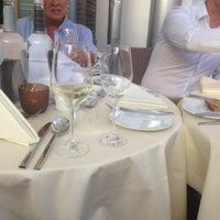 Photo taken at Restaurant unvergESSlich by Anonymous on 5/22/2014