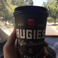 Photo taken at Augie's Coffee Roasters by Dean M. on 8/14/2017