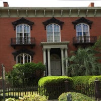 Photo taken at Mercer Williams House by Dean M. on 3/26/2017