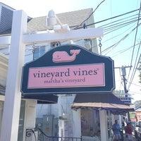 Photo taken at vineyard vines by 🍕 on 8/14/2013