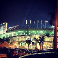 Photo prise au Hard Rock Stadium par Katie J. le1/7/2013