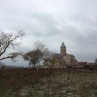Photo taken at Alaverdi Monastery | ალავერდის მონასტერი by Lu B. on 11/15/2012