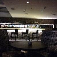 Photo taken at Restaurante Arola Vintetres by Lucas A. on 12/29/2012