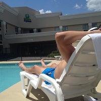 Photo taken at Holiday Inn Express Nashville W I40/Whitebridge Rd by Ray L. on 6/15/2014