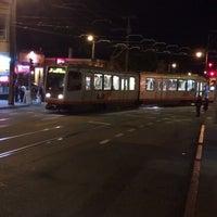 Photo taken at MUNI Metro Stop - 9th & Irving by Richard T. on 10/17/2013