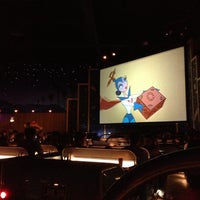 Photo taken at Sci-Fi Dine-In Theater by Amber D. on 5/23/2013