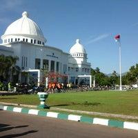 Photo taken at Kantor Walikota Bima by Anoe F. on 6/4/2015