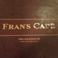 Photo taken at Fran's Café by Alvaro L. on 7/29/2013