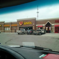 Photo taken at Love's Travel Stop by Broderick S. on 4/26/2014