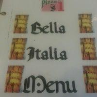 Photo taken at Bella Italia by ηιcк ησямαη on 12/30/2012