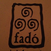 Photo taken at Fado Irish Pub by The Movie Lord on 11/28/2012