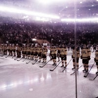 Photo taken at Mariucci Arena by Dj H. on 12/30/2012