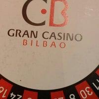 Photo taken at Gran Casino Bilbao by Erramun S. on 1/29/2015