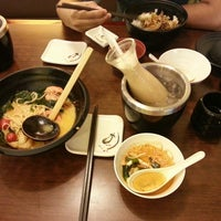 Photo taken at Ajisen Ramen (味千拉麵) by Sienna S. on 5/9/2014