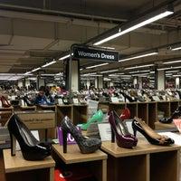 Photo taken at DSW Designer Shoe Warehouse by CoachDeb C. on 12/28/2012