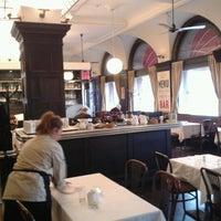 Photo taken at Café le fil du Rasoir by Mārtiņš K. on 10/21/2011