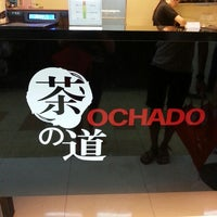 Photo taken at Ochado 茶道 @ Chong Pang by M A L C O L M ♚ on 10/18/2013