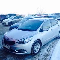 Photo taken at Автомойка by Леонид К. on 12/27/2014