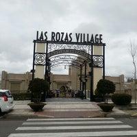 Photo taken at Las Rozas Village by Jerry L. on 4/29/2013