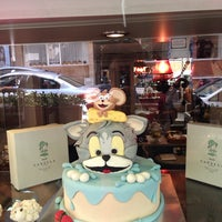 Photo taken at Canella Bakery by begum c. on 9/16/2015