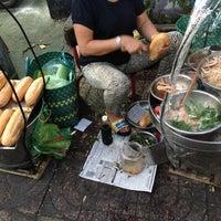 Photo taken at Bánh Mì Xíu Mại by Yoo K. on 3/16/2013