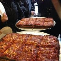 Photo taken at Prince Street Pizza by Ricky G. on 1/26/2013