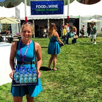 Photo taken at Food & Wine Classic by Christine C. on 6/14/2013