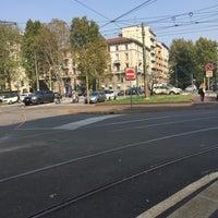 Photo taken at Corso Sempione by Matteo L. on 9/27/2017