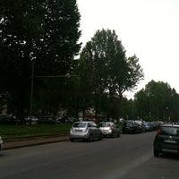 Photo taken at Corso Sempione by Matteo L. on 6/14/2013