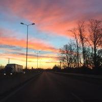 Photo taken at SS 35 Superstrada Milano-Meda by Matteo L. on 3/6/2017