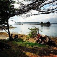 Photo taken at Hupper Island by Mike S. on 9/1/2013