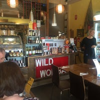 Photo taken at Wild Wombat Restaurant Cafe by Chris S. on 4/17/2016