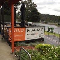 Photo taken at Wild Wombat Restaurant Cafe by Chris S. on 11/30/2017