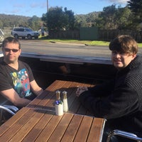 Photo taken at Wild Wombat Restaurant Cafe by Chris S. on 7/31/2016