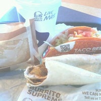 Photo taken at Taco Bell by Papo B. on 7/17/2013