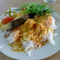 Photo taken at Restoran Azura by Ezry S. on 1/8/2013