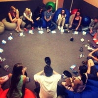 Photo taken at Time cafe by Nika N. on 8/30/2013
