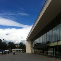 Снимок сделан в БКЗ «Октябрьский» пользователем 🎾Dimichpit 6/12/2013