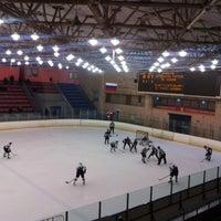 Photo taken at Дворец спорта СКА by 🎾Dimichpit on 2/8/2013