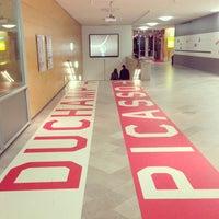 Photo taken at Moderna Museet by Stefan L. on 12/29/2012