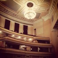 Снимок сделан в Армянский театр оперы и балета им. Спендиарова пользователем Stefan L. 7/23/2013
