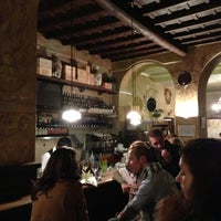 Photo taken at Antica Enoteca by Todd X. on 6/1/2013