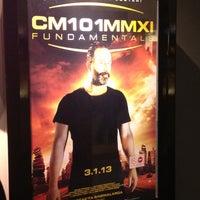 1/12/2013 tarihinde HanDe K.ziyaretçi tarafından Cinemaximum'de çekilen fotoğraf